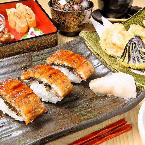 【一日限定30食】天ぷらも付いた一座御膳3000円→1500円(税別)!!