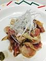 料理メニュー写真宮崎特産 赤鶏のタタキ