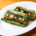 料理メニュー写真季節野菜のテリーヌ