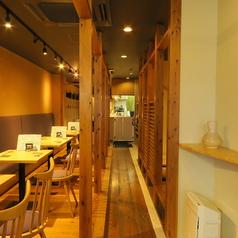 京の台所 居酒屋 八朔 はっさくの雰囲気1