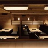 博多もつ鍋 おおやま 新宿小田急ハルク店の雰囲気3
