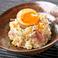 煮卵ポテトサラダ
