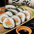料理メニュー写真海鮮巻き寿司
