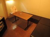 4号室/くの字型のお部屋です