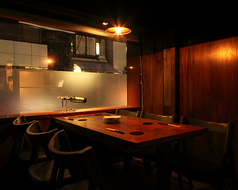 燻煙 Smoke Dining 新宿御苑の写真