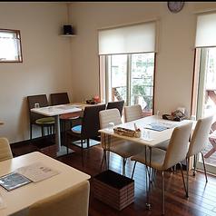 cafe restaurant Machaの雰囲気1