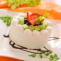 【記念日・誕生日に♪】ホールケーキプレゼント★