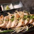 料理メニュー写真アグー豚の鉄板焼き