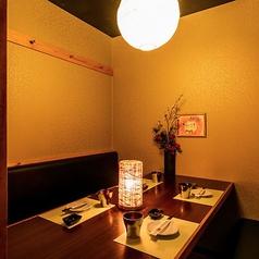 個室居酒屋 月明り 新宿東口本店の雰囲気1