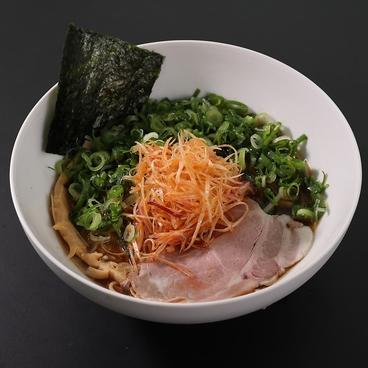 濃厚醤油ラーメン 自家製麺 flower フラワー 守山店のおすすめ料理1