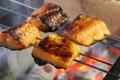 料理メニュー写真銀鮭の味噌漬け焼