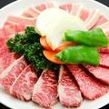 料理メニュー写真牛蔵の逸品肉盛り合わせ