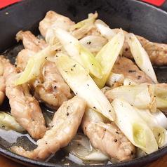 いずみ鶏セセリの黒胡椒焼