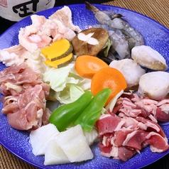 喜多郎のおすすめ料理1