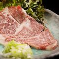 料理メニュー写真≪A4以上≫特選和牛リブロース