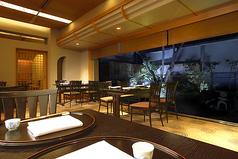 リーガロイヤルホテル小倉 皿倉 天ぷら 寿司 日本料理の雰囲気1