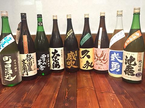 季節に応じた築地直送の旬の鮮魚と、地酒・本格焼酎が自慢!湯島駅チカ!