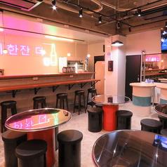 韓国料理 MASHO MASHO マショ マショの雰囲気1