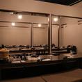 2F宴会場:30名様の宴会個室。大人数の宴会もOKです!