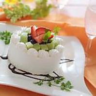 ★記念日・誕生日に♪ホールケーキをご用意致します★