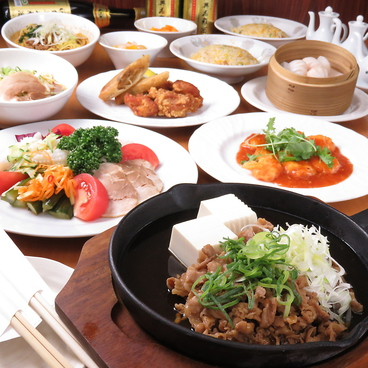 中国酒家 朝陽閣 難波店のおすすめ料理1