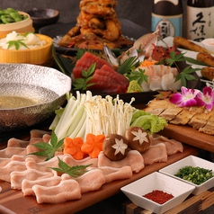 酒と和みと肉と野菜 佐賀駅前店のコース写真