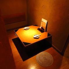 座敷テーブル2名席×2卓ございます♪