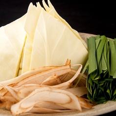 料理メニュー写真【追加】野菜盛り