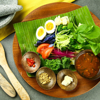 インドネシア料理を堪能♪定番料理から珍しい料理まで★