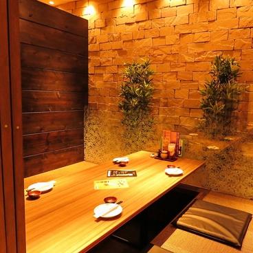 魚菜や 朝次郎 アミュプラザ長崎店の雰囲気1