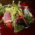 料理メニュー写真ensoの野菜サラダ