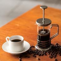 こだわりのコーヒー豆を多数ご用意しております!