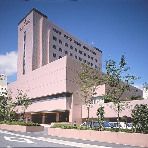 ホテル広島ガーデンパレス