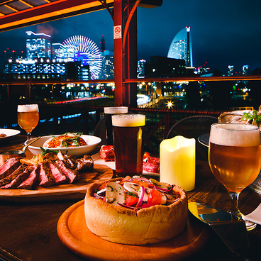 ブッチャー リパブリック 横浜赤レンガの雰囲気1