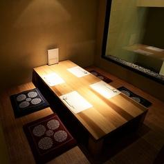 一番人気の個室!ゆったりお料理を楽しめます。