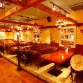 柏 Cafe&Dining ペコリの雰囲気1