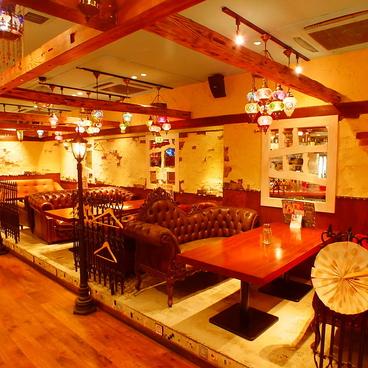 柏 Cafe&Dining ペコリ Pecoriの雰囲気1