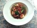 料理メニュー写真■えびの黒酢炒め