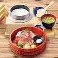 料理メニュー写真高知県産ぶりのわら焼きたたき定食