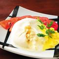 料理メニュー写真花畑牧場 ブラータチーズ