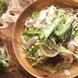 旬の野菜と牛肉でつくる春味スパゲッティー