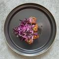 料理メニュー写真豚肩ロースのハニーソテー
