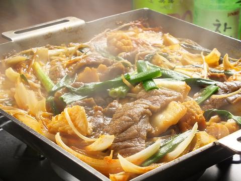 通天閣前の本格派韓国料理☆