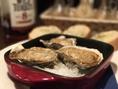 牡蠣好きには堪らない☆旬の牡蠣を様々な料理で堪能できるオイスターハウス!西口駅徒歩5分の好立地◎お気軽に遊びに来てください◎