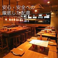 ディプント Di PUNTO 静岡店の雰囲気1