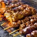 料理メニュー写真【食べ飲み放題】本格炭火焼き鳥とお料理4品が食べ飲み放題!