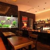 アクアリウム カフェ アフィニティ AQUARIUM CAFE Affinity 高尾山のグルメ