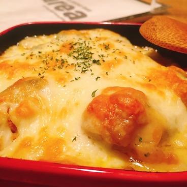 Cafe dining AREAのおすすめ料理1