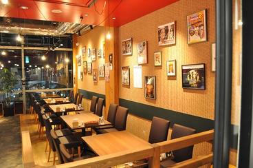 マヤ レストラン MAYA RESTAURANT センター南サウスウッド店の雰囲気1