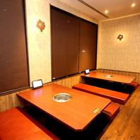 居心地の良い空間でゆっくりとお食事が楽しめます!